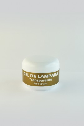 Gel de lámpara 50 grs.