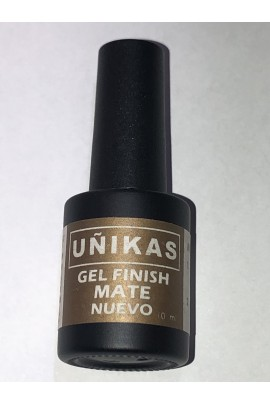 Gel Finish Mate 10 ml