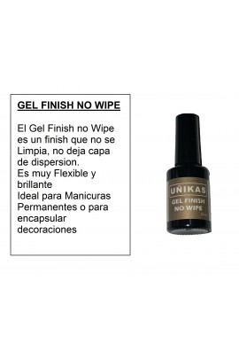 GEL FINISH 15 ML NO WIPE