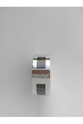 Nail Form Square Silver